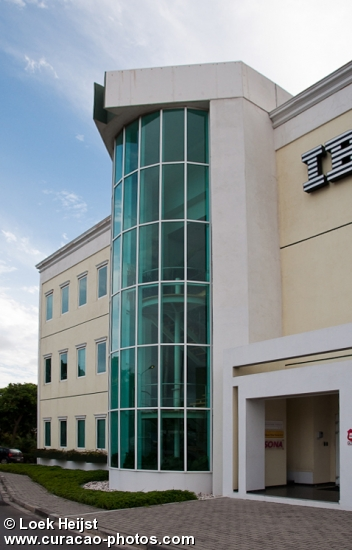 the IBM bulding