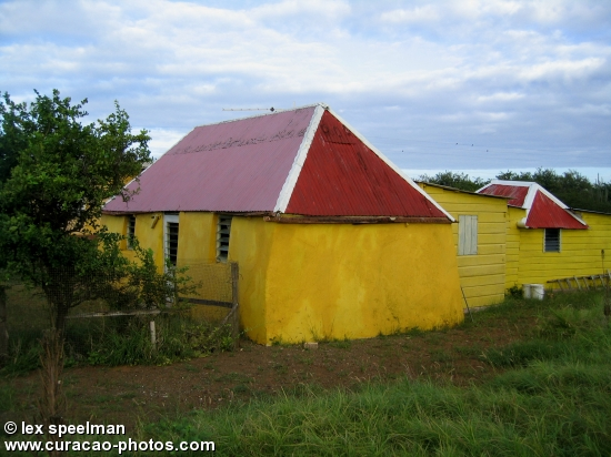 Monumental rural house at Abrahams Curaçao