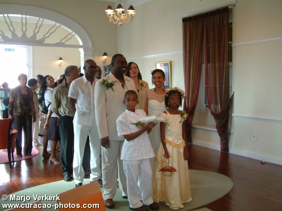 Marriage on Curaçao