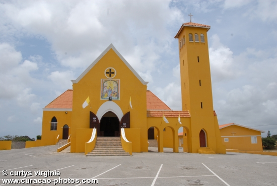 church-building of St. Maria