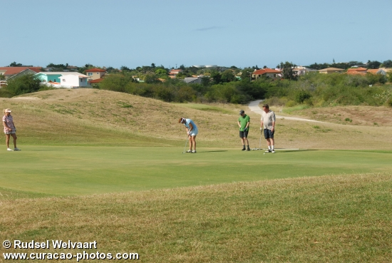 Blue Bay Curacao Golf Course
