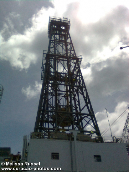 Integrated Ocean Drilling Program (IODP) at Caracasbay