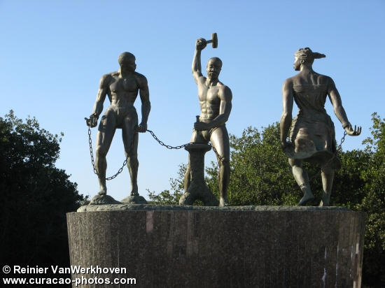 monument of the slaves