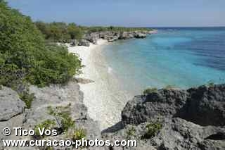Will you be able to find this bay in Curaçao?