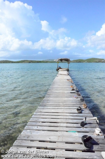 Board Walk @ Sint Joris bay