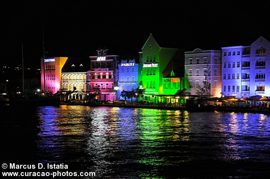 Willemstad Curacao City