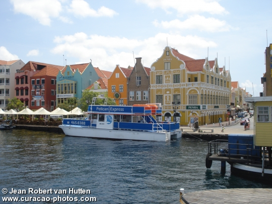 Harbour Tour Pelican Express Curacao