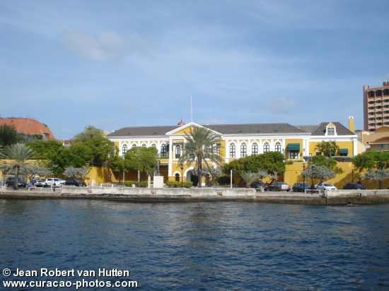 FORT AMSTERDAM CURACAO